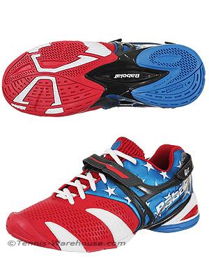Andy Roddick  Babolat Propulse 3 Stars   Stripes Men s Shoes ... 0e98b3987a7