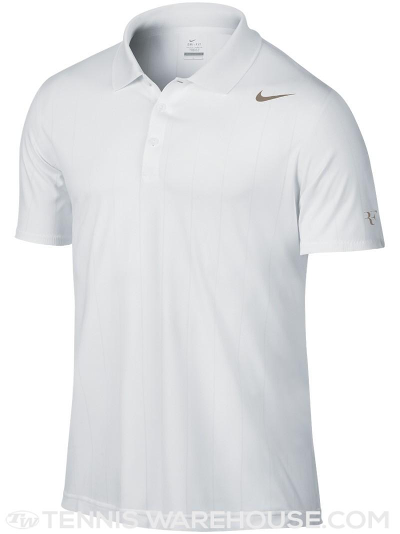 nike tennis shirt collar