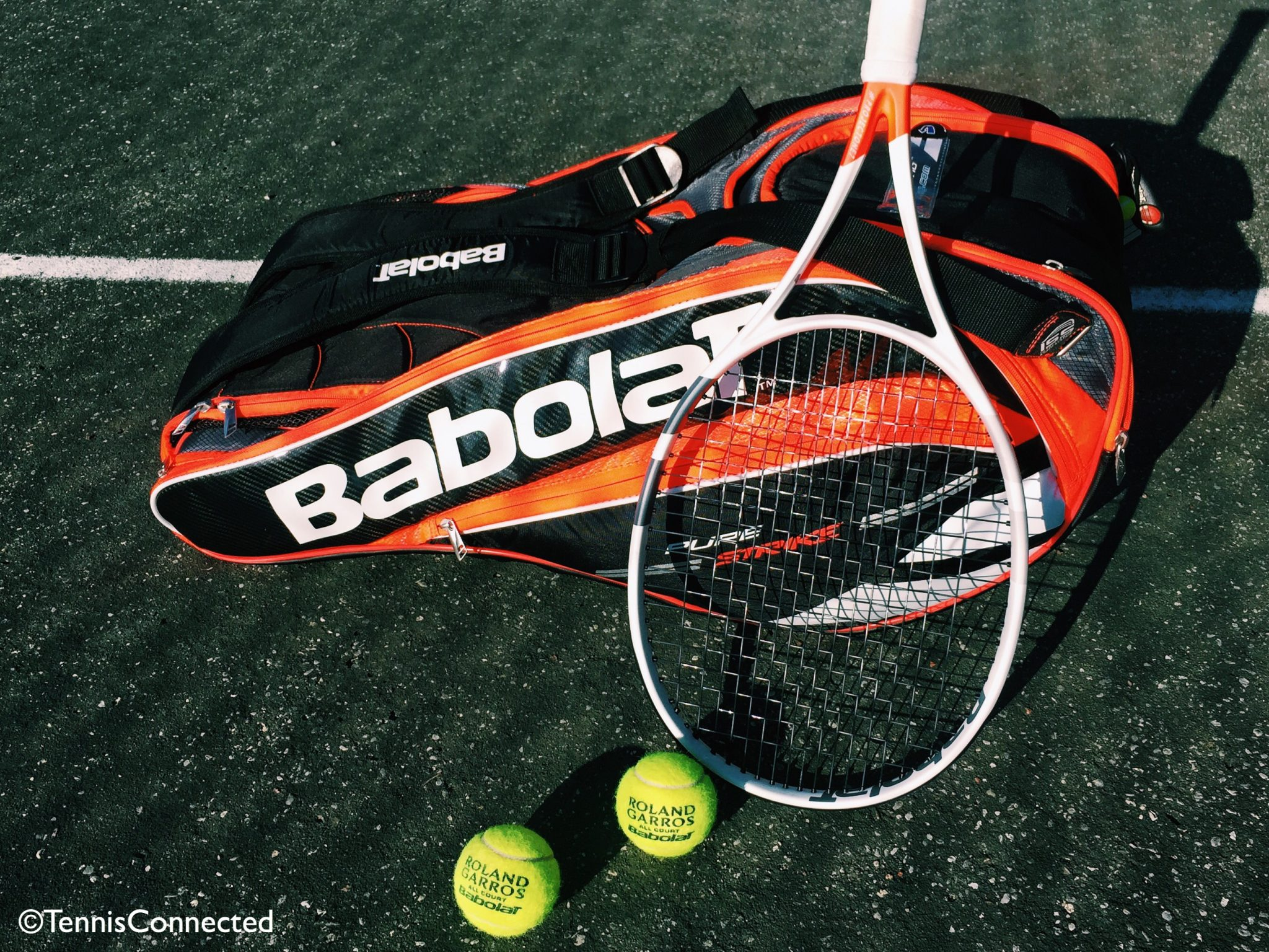 reviewing the babolat pure strike tennis connected. Black Bedroom Furniture Sets. Home Design Ideas