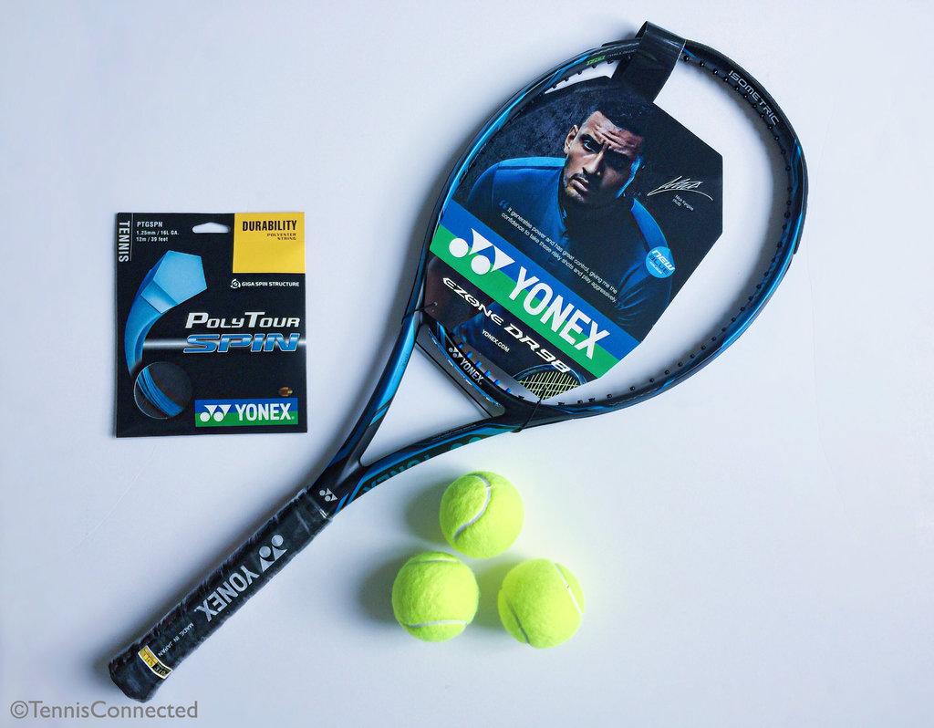 Gear Review: Nick Kyrgios' Yonex EZONE DR 98 – Tennis ...