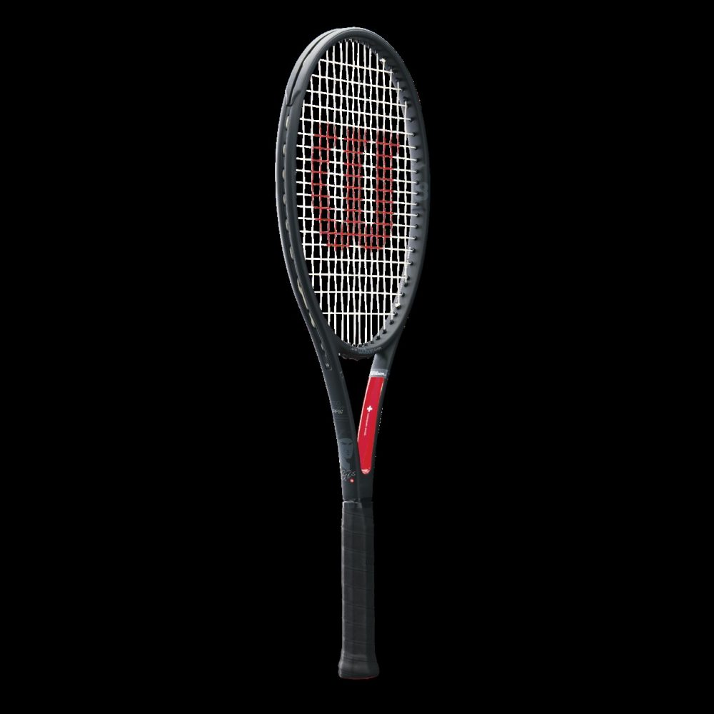 405f3716a Limited Edition 18 Grand Slam Commemorative Pro Staff RF 97 Autograph Racket