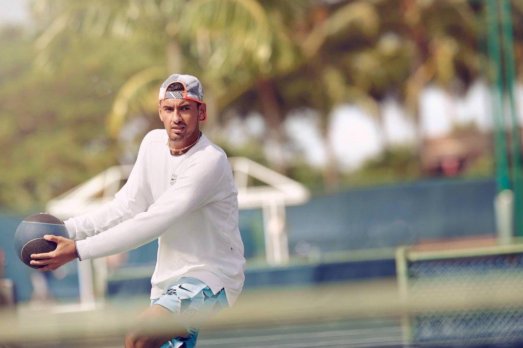 Federer, Nadal & Dimitrov's Indian Wells & Miami Nike Tennis