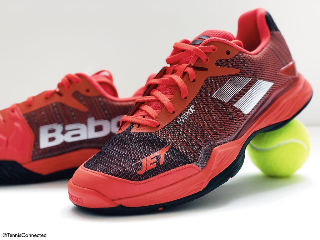 Babolat Jet Mach II - All Court - Tennis Scanner 2052475fd5b
