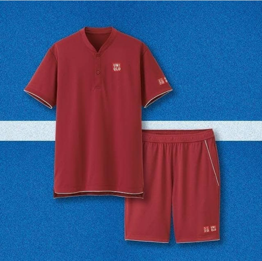 Uniqlo Launches New Game Wear Models Worn By Global Brand Ambassadors Roger Federer And Kei Nishikori Tennis Connected