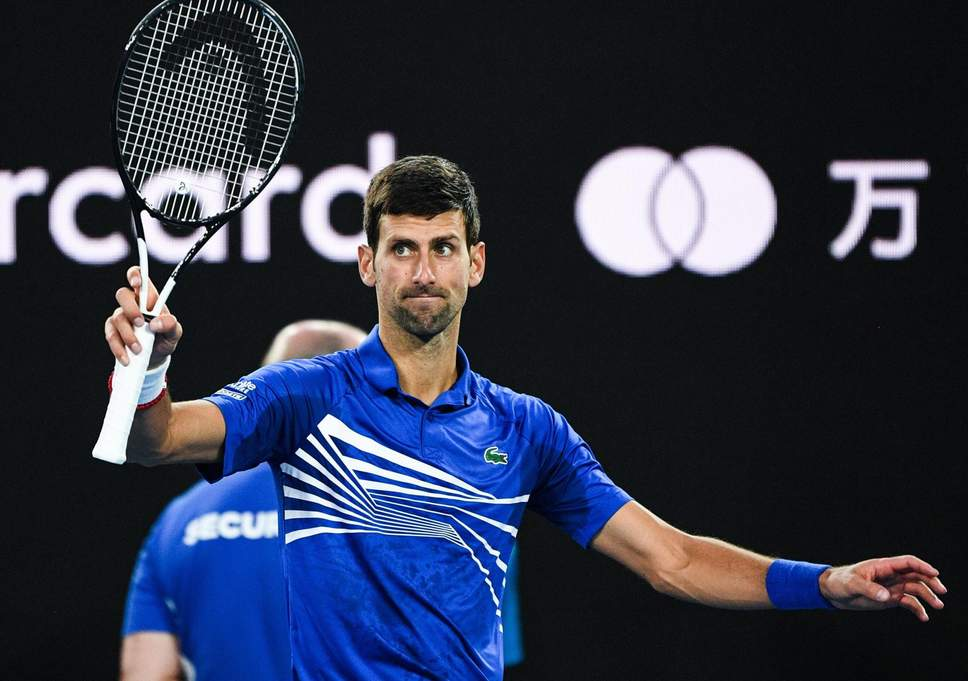 Novak Djokovic Vs The World At The Us Open Tennis Connected