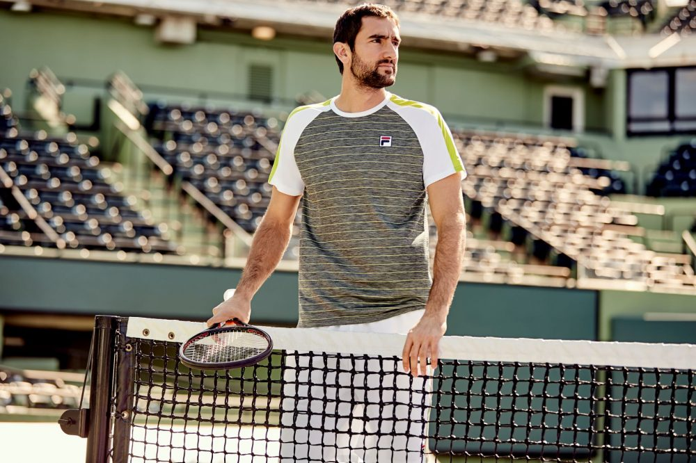 FILA to Debut New Tennis Collections in Paris – Tennis Connected