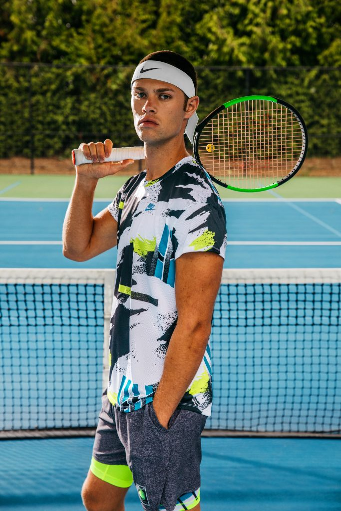 Nikecourt 2020 Us Open Collection Inspired By Andre Agassi Tennis Connected