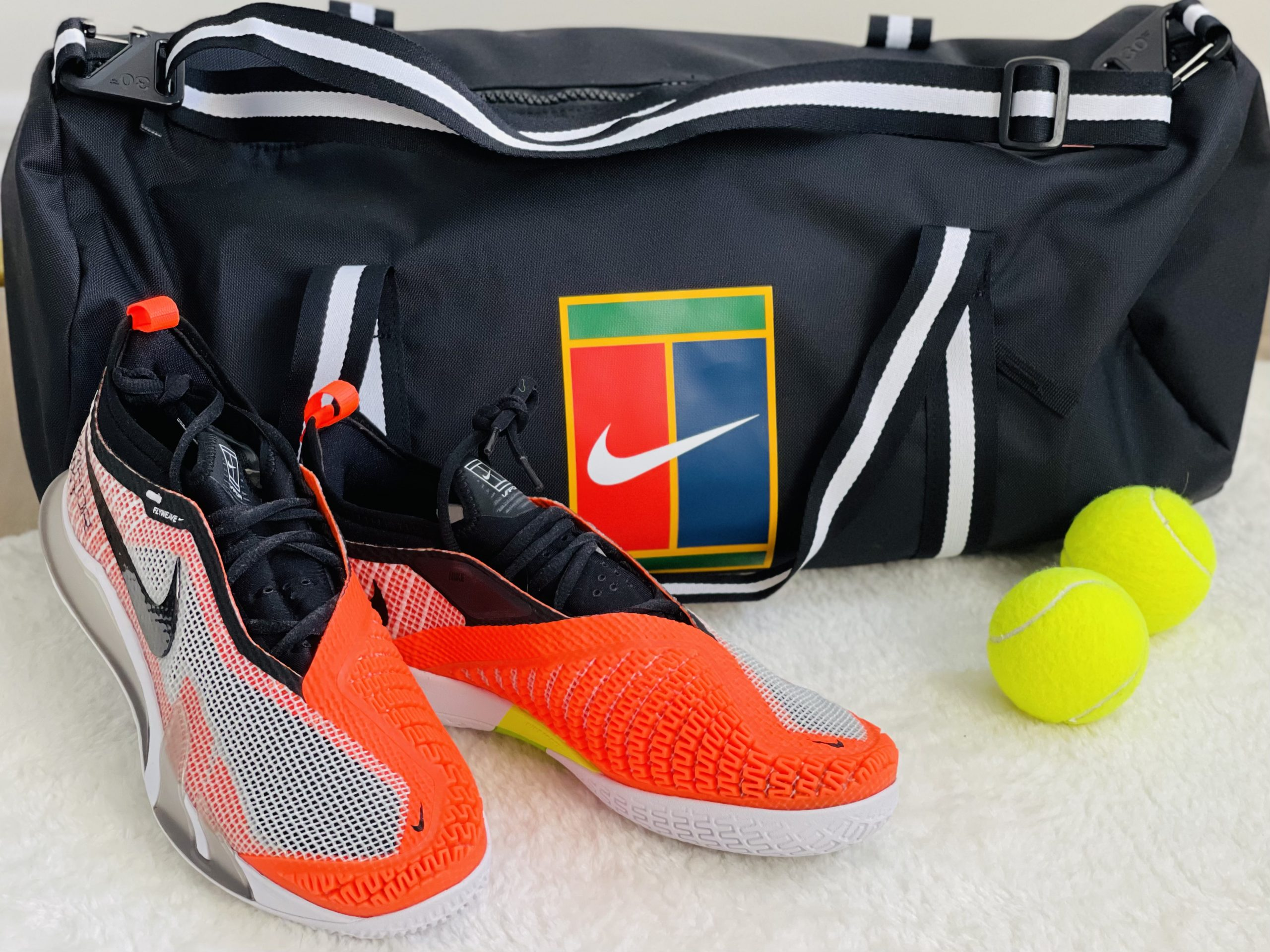 Reviewing the 2021 Nike React Vapor NXT - Tennis Connected
